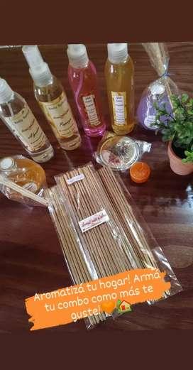 Buditas y Aromatizantes para tu hogar