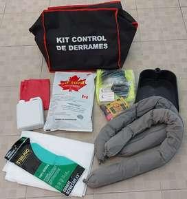 Kit control de derrames