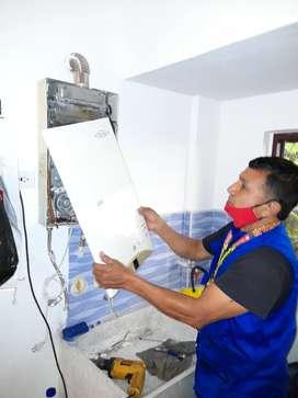 Reparacion y mantenimiento de gasodomesticos