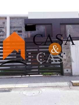 Se vende una casa sector Diario El Mercurio