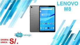 tablet LENOVO TAB M8 8pulg 2GB RAM 16GB