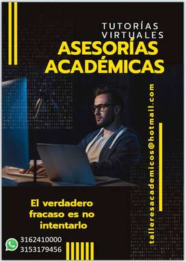 ASESORÍAS VIRTUALES ACADÉMICAS