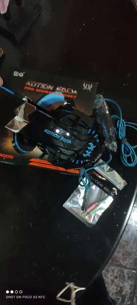 Audifonos Gamer G9000