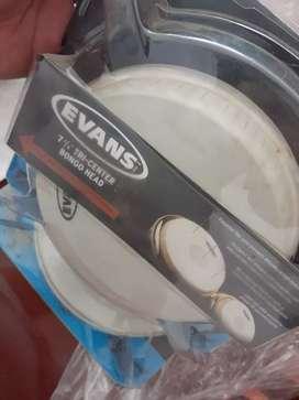 Parches evans bongo 2 par
