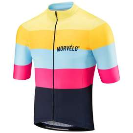 Camisa morvelo ciclismo