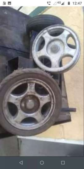 Motor de silla de rueda