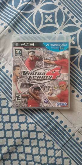 Virtual Tennis 4 ps3
