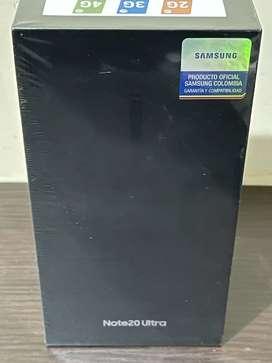 Samsung NOTE 20 ULTRA - NUEVO