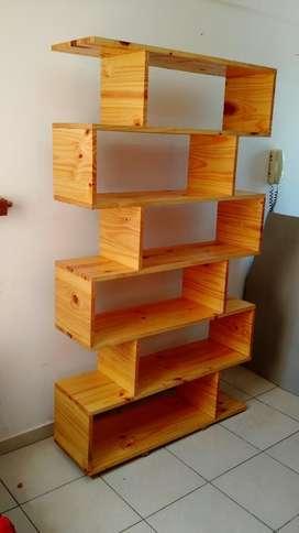 Biblioteca - Repisa