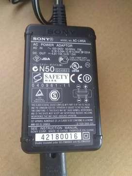 Vendo cargador Sony original en buen estado