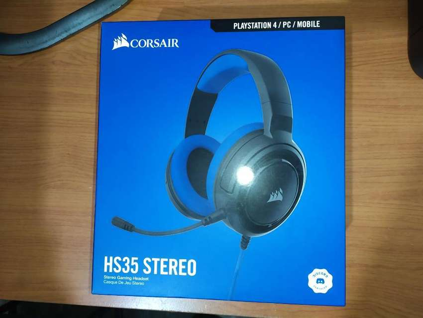 Headset Gaming Audifonos Gamer Corsair 0