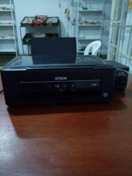 Vendo impresora epson l380
