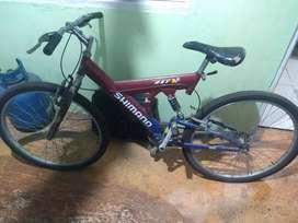 Bicicleta chimano