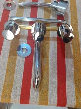 Griferia monocomando con ducha 100% terminación cromada primera marca
