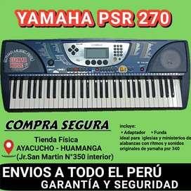 YAMAHA PSR 270 IMPECABLES