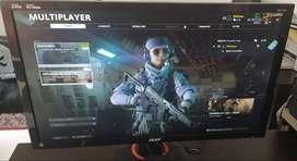"Monitor de 27"" Acer Predator XB270H MONITOR GAMER!!"
