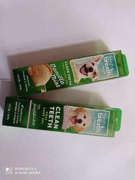 Gel dental para perros