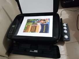 Impresora hp 5820 usada 2 meses de garantía