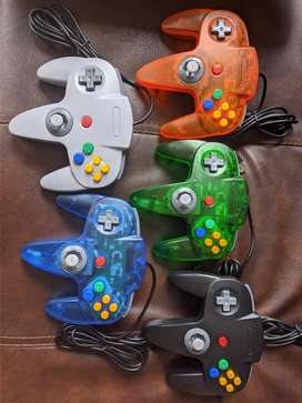 Control PC tipo N64