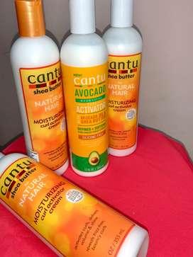 Productos CANTU para cabello rizado. Envíos a todo el país Ecuador