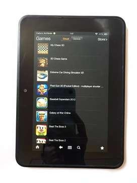 Kindle Fire (Amazon)| TABLET