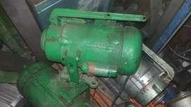 Motor clutch de maquinas de 1 hp para maquinas grandes alemanes,  a 110.  Voltios