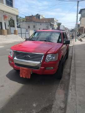 Se vende carro Ford explorer