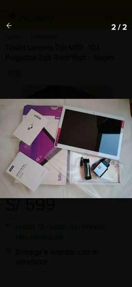 Tablet nuevo de 10.1 pulgadas 9 Android