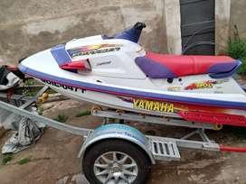 MOTO DE AGUA YAMAHA WAVE RIDER 1100