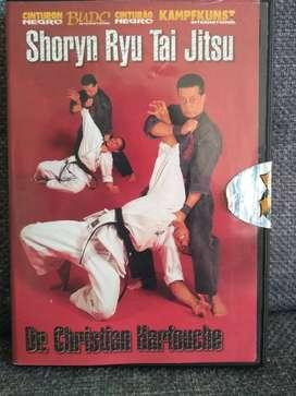 DVD ORIGINAL SHORYN RYU TAI JITSU