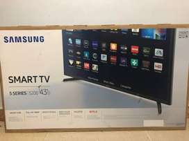 "Smart tv 43"" Samsung"