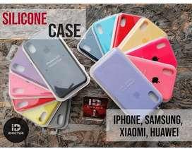 Promocion silicone case
