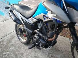 Venta de moto TTR180 2016