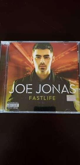 Joe Jonas: Fastlife