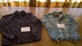 Camperas Jeans, Usadas, Casi nuevas