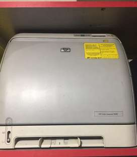 Impresora Laser Jet Color 1600 Toner. Acepto tarjeta credito