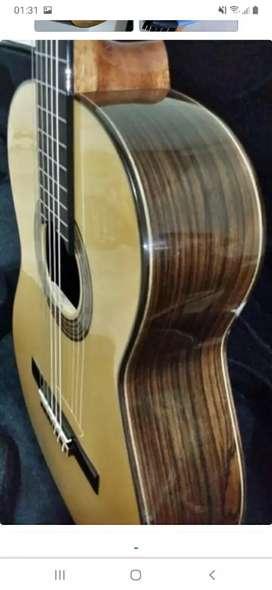 Guitarra Española de concierto gama alta