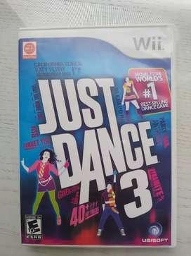 Just dance original para Wii
