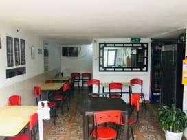 Vendo restaurante excelente ubicación