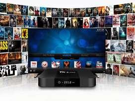 ACTUALIZA TU TELEVISOR CON EL TV BOX TANIX T3 2GB RAM 16 GB ROM ANDROID 9.1