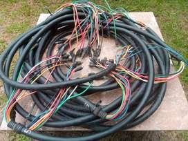 Manguera Pachera Cables Rca Teac Tascam
