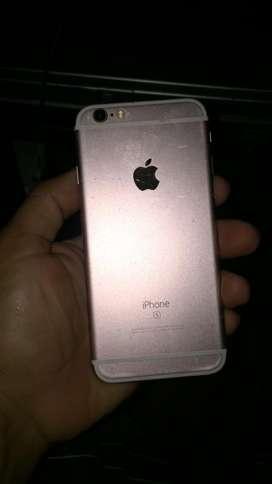 Vendo o cambio y encimó iPhone 6s por 7