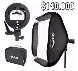 Softbox difusor 60x60cm Godox