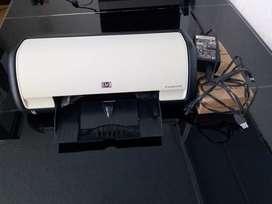 Impresora hp LaserJet D1460