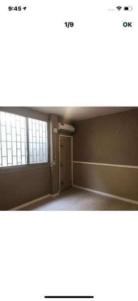Linda habitación todo incluido con aire acondicionado