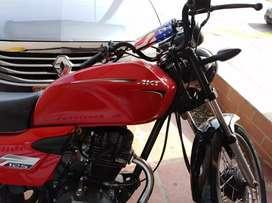 Se Vende motocicleta Nkd 125 único dueño