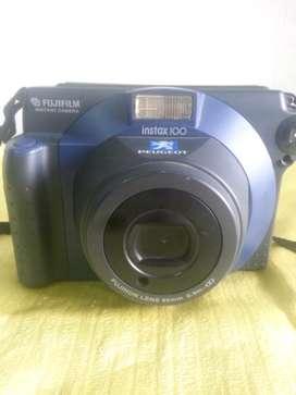 Cámara fotográfica fujifilm instax 100