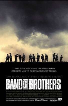 Band of Brothers (2001) [Steven Spielberg, Tom Hanks] ENVÍO INCLUIDO