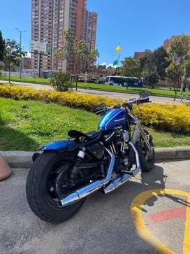 Harley davidson sporter 1200cc año 1996