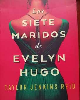 Los Siete Maridos Evelyn Hugo Libros nuevos